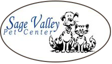 Sage Valley Pet Center Logo